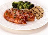 Teriyaki Chicken with Brown Rice