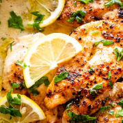 Lemon-Parmesan-Chicken