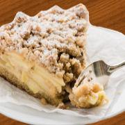 Honeycrisp Apple cake
