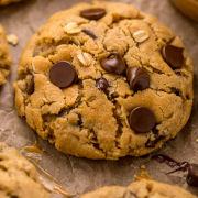 PeanutButterOatmealChocolateChipCookies