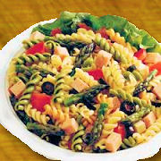 Asparagus and Pasta Salad