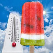 Watermelon Kiwi Ice Pops