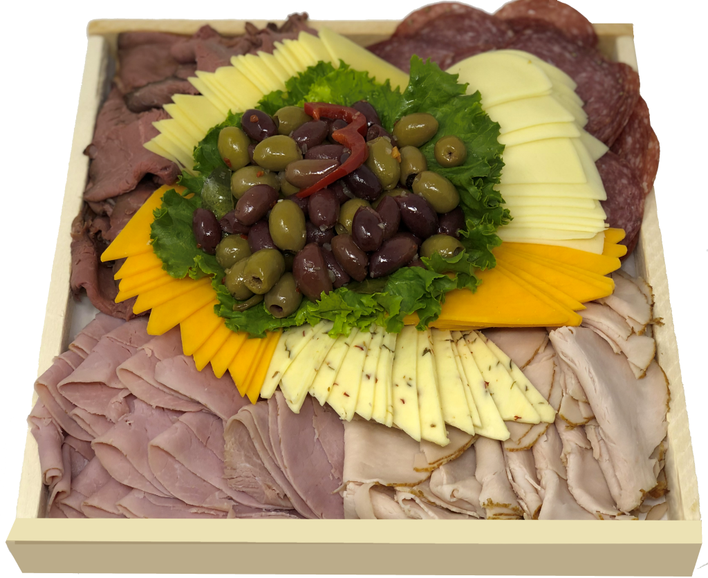 Meat Cheese Tray
