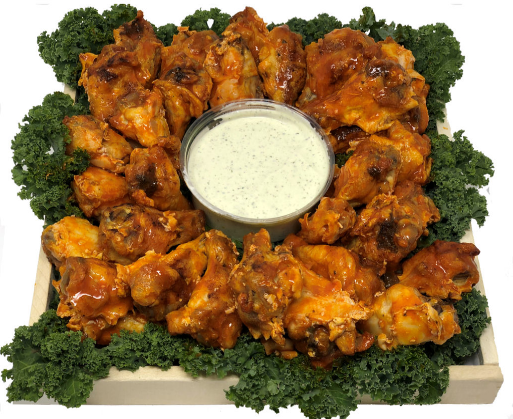 Wings Tray