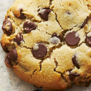 THICK Chocolate Chip Cookies!