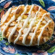 Almond Cheese Danish