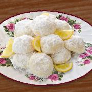 Kourabiede Cookies
