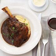 Braised Lamb Shanks
